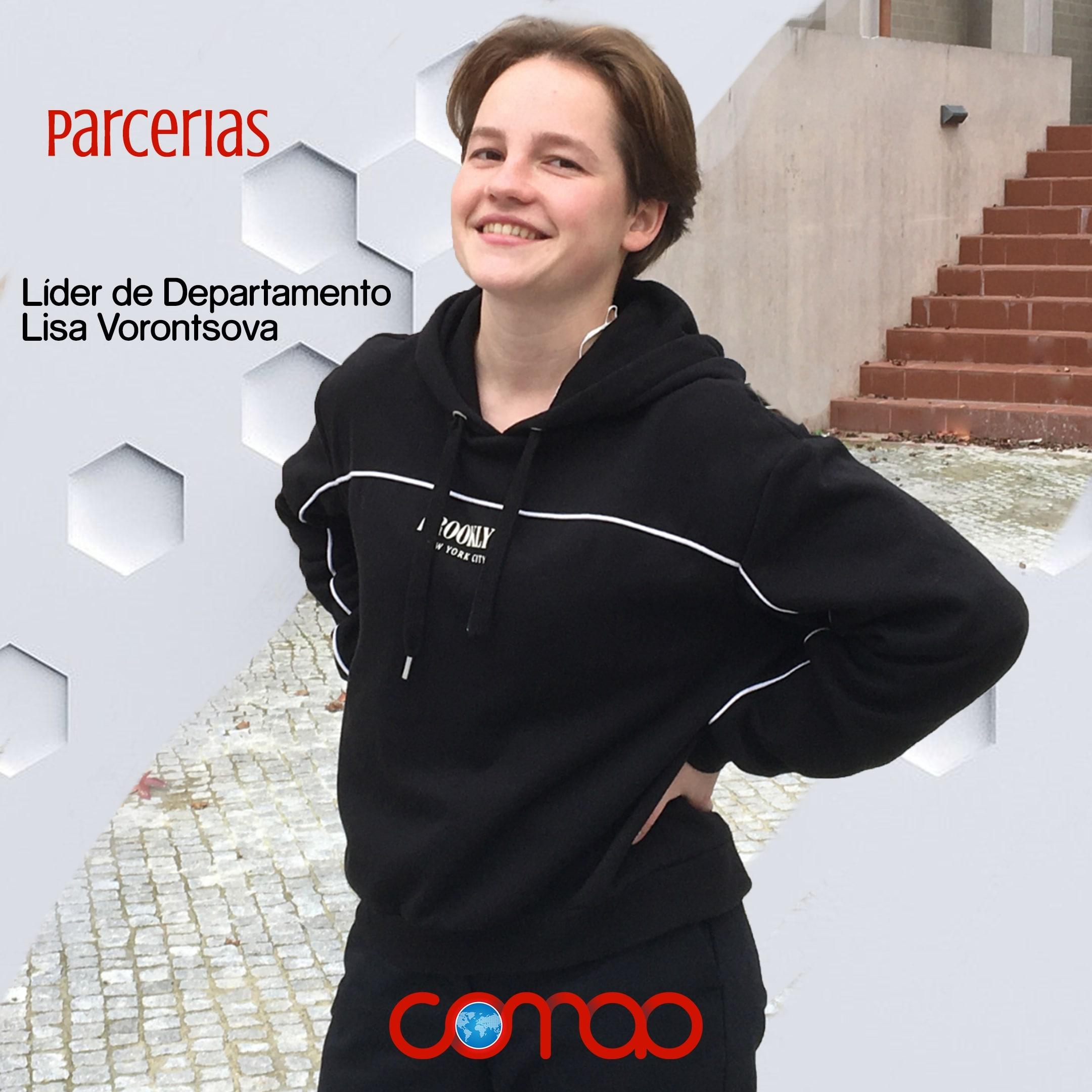 Lisa Vorontsova